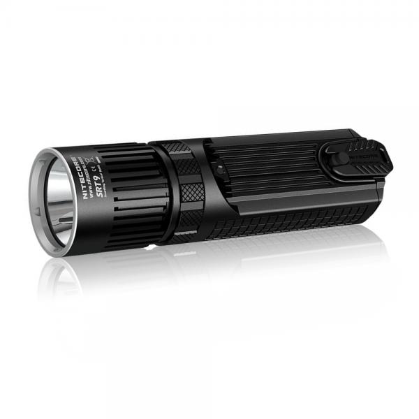 Nitecore SRT9 CREE XHP50 LED Taschenlampe