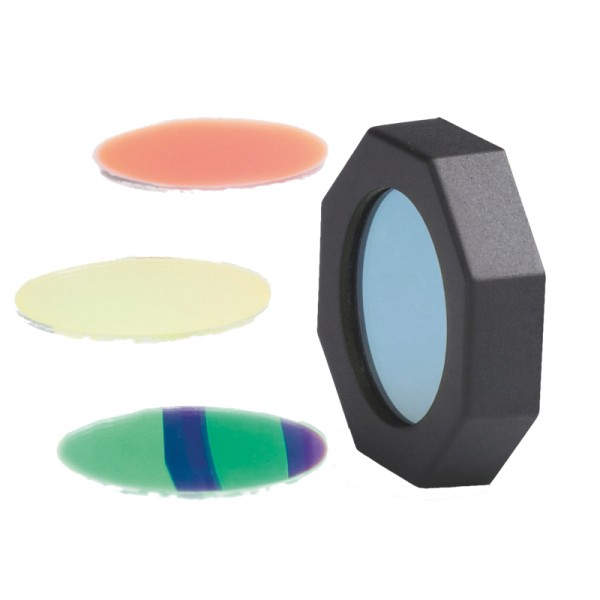 Ledlenser Filter Set mit Roll Protection Jagd Nacht Kriminalpolizei
