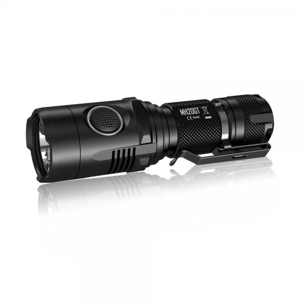 Nitecore MH20GT CREE XP-L HI V3 LED Taschenlampe
