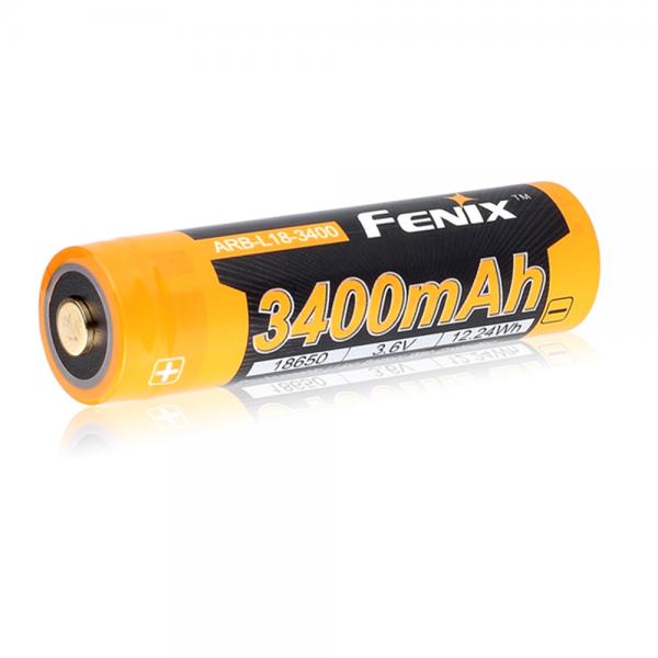 Fenix ARB-L18-3400 18650 Li-Ion Akku 3400 mAh
