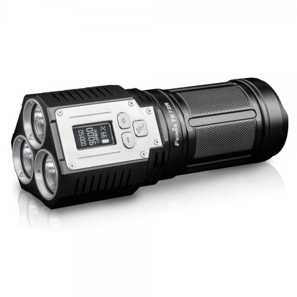 Fenix TK72R 3fach Cree XHP70 LED Taschenlampe 9000 Lumen