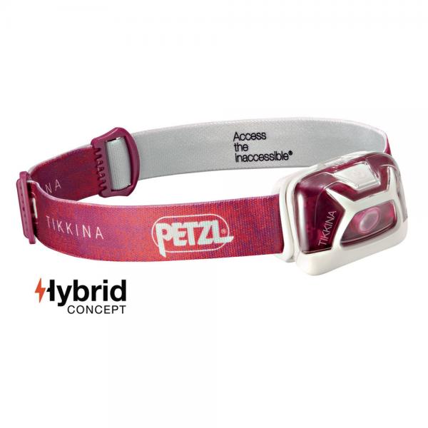 Petzl Tikkina 2017 rosa