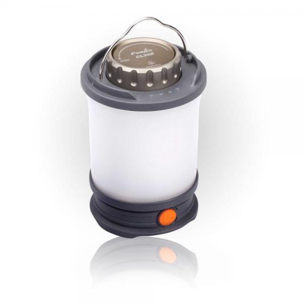 Fenix CL30R Campinglampe