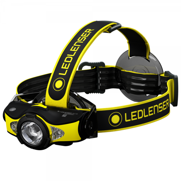 Ledlenser iH11R Outdoor LED Connect App Stirnlampe