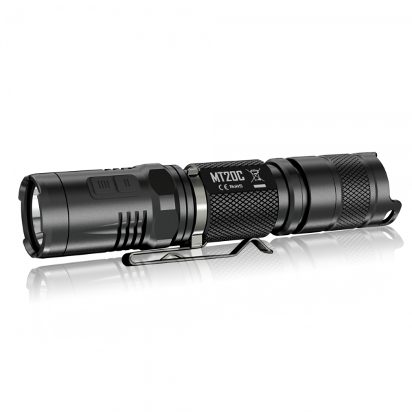 Nitecore MT20C Cree XP-G2 R5 LED Taschenlampe