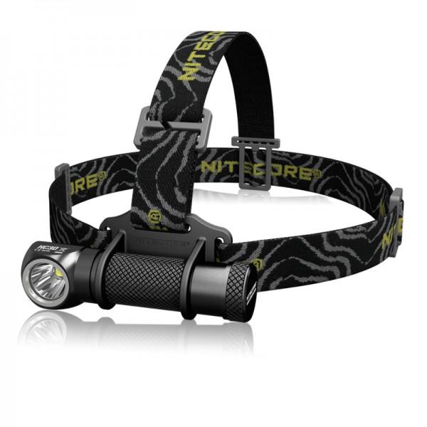Nitecore HC30 CREE XM-L2 (U2) LED Stirnlampe