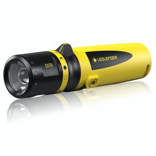LEDLENSER EX7R ATEX LED Taschenlampe