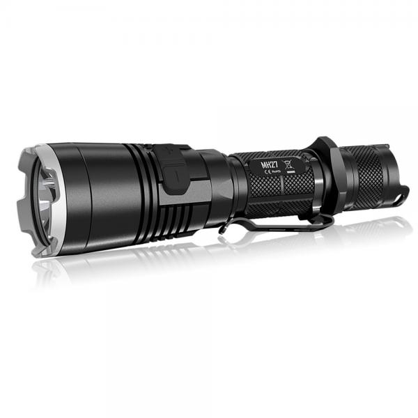 Nitecore MH27 CREE XP-L HI V3 LED Taschenlampe