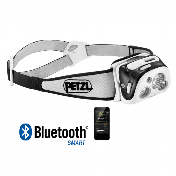 PETZL Reactik® + Stirnlampe