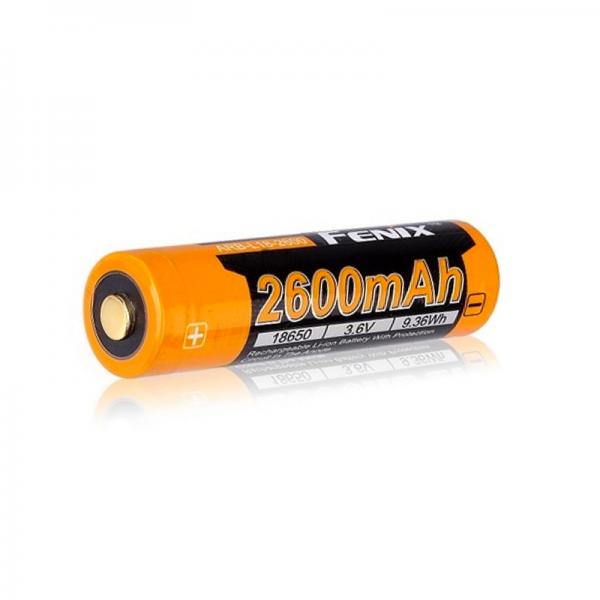 Fenix ARB-L18-2600 18650 Li-Ion Akku 2600 mAh
